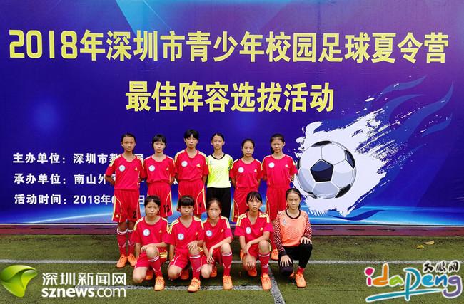 迎世界杯,悦城小学葵涌二小足球新区们闪亮登大鹏万小将图片